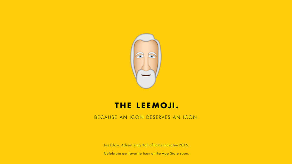 The Leemoji - TBWA\CHIAT\DAY